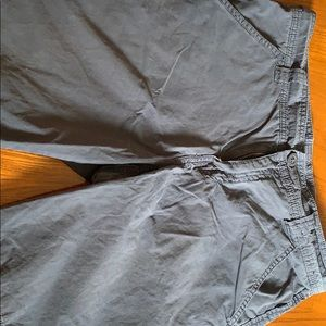 Men's Columbia shorts- charcoal gray